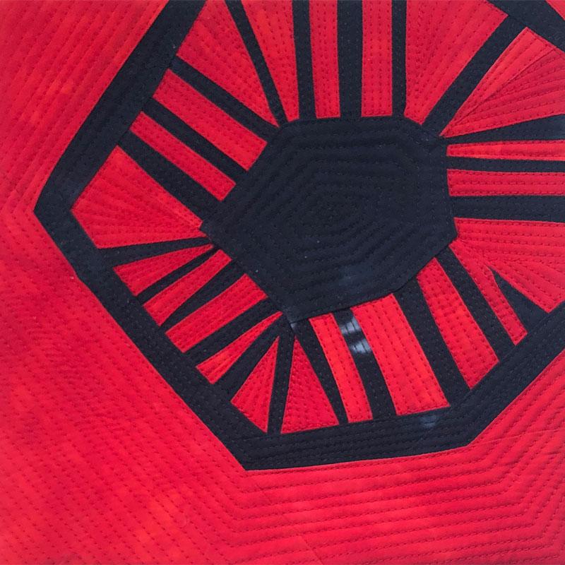 Brenda Gael Smith: Acuity #1:Red Eye