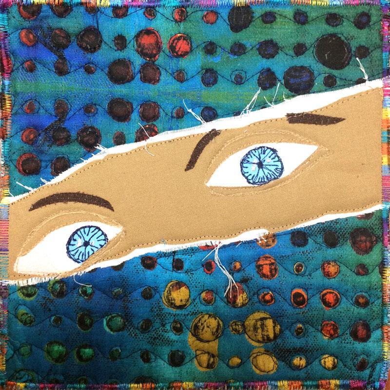 Megan Byrne - Only the Eyes