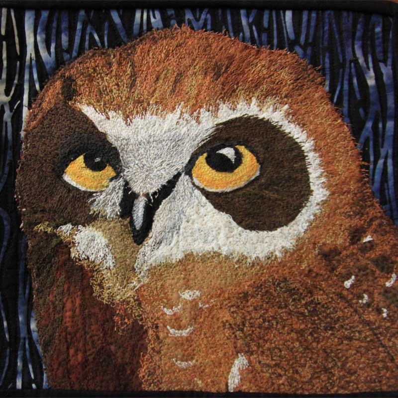 Night Owl by Yvonne Pywell