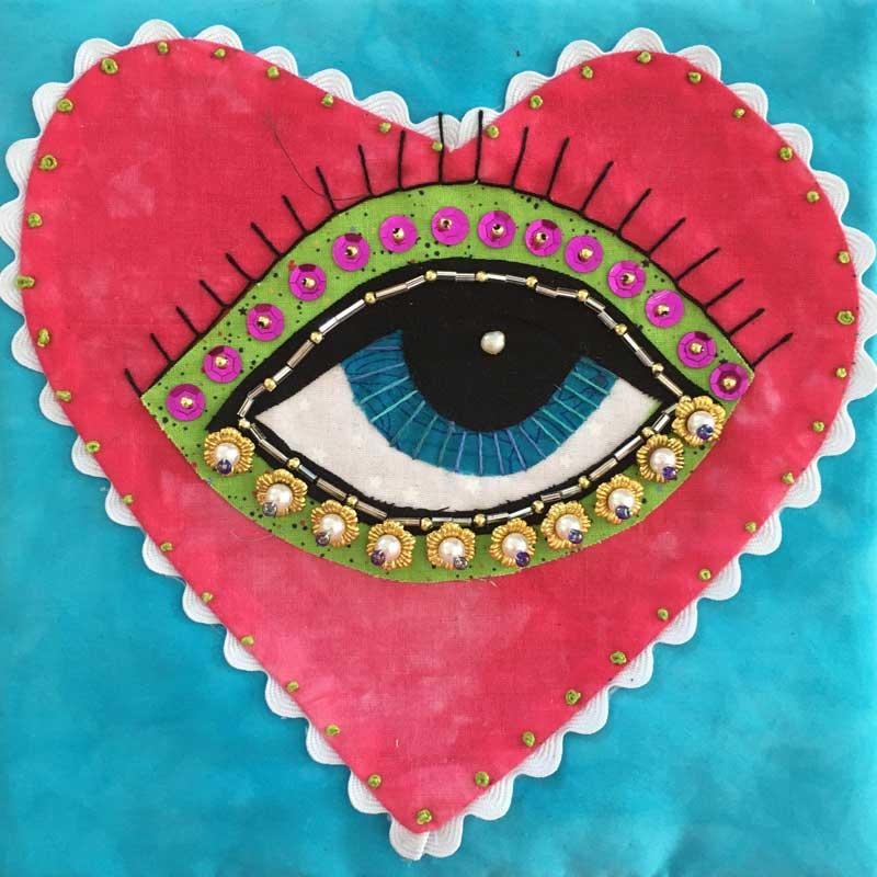 Derrin Cramer - Eye of the Heart