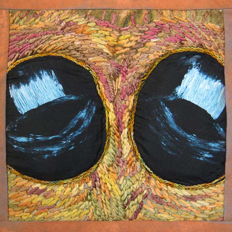 Kerryn Taylor - Spider Eyes