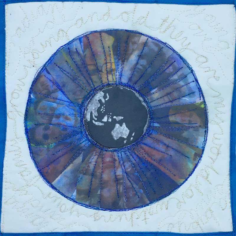 Kay Murray - Blue Iris