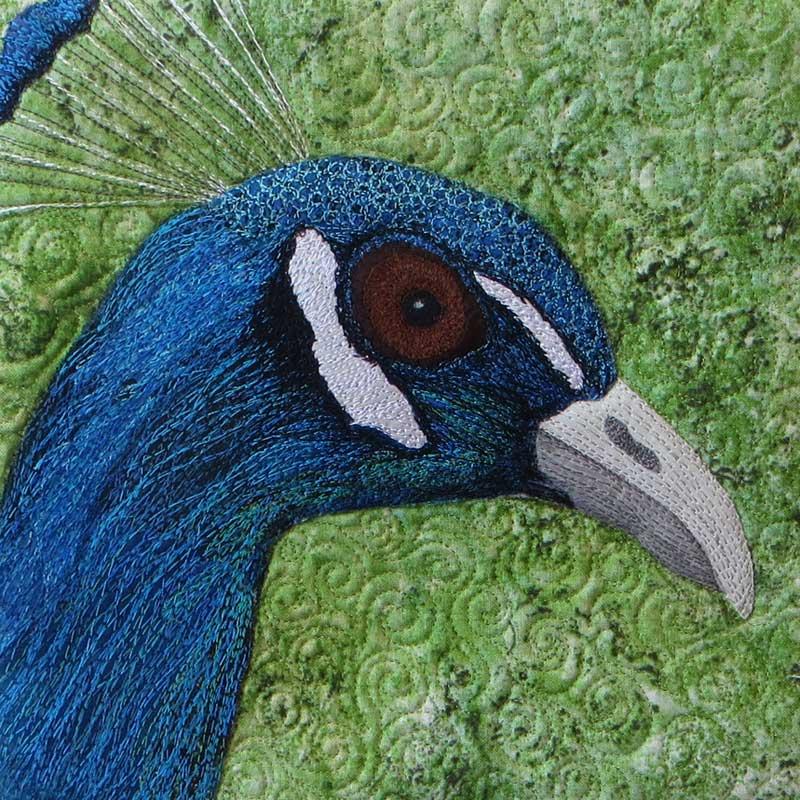 Linda Steele - The Peacock